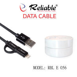 I Phone Cable (2 In 1) E- 056