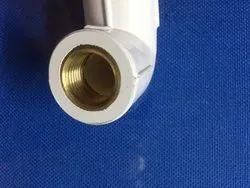 UPVC Brass Reducer Elbows