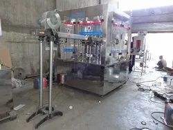 Mineral Water Filling Machine 60 Bpm