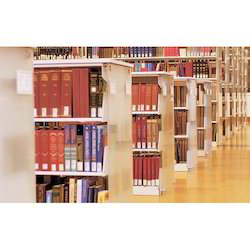 Modular Book Rack
