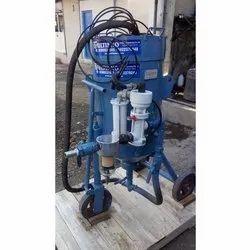 Remote Control Sand Blasting Machine
