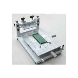 Estovir Manual Solder Paste & Glue Printer
