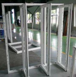 Triple Open Window