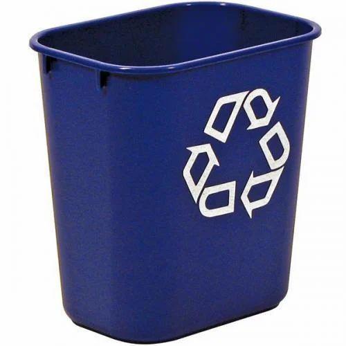 Plastic Recycle Dustbin