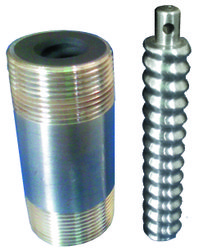 Eccentric Rotor & Bonded Rubber Stator