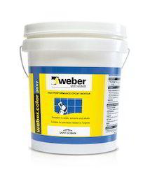 Weber Color Epoxy Grout
