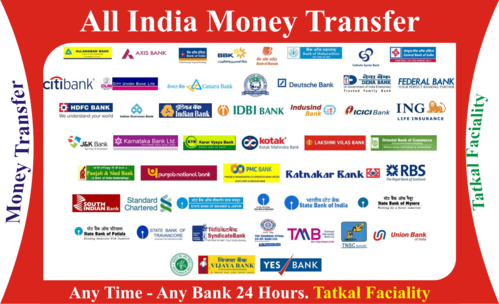 Multy Recharge Money Transfer
