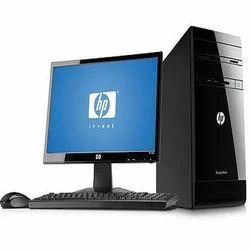 I3 HP Desktop Computer