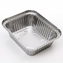 600 Ml Aluminum Foil Container