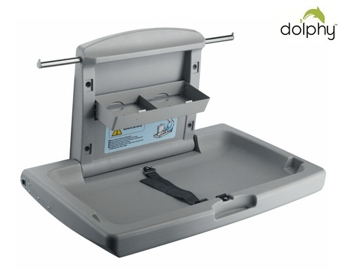 dolphy off white baby changing station - Baby Changing Station