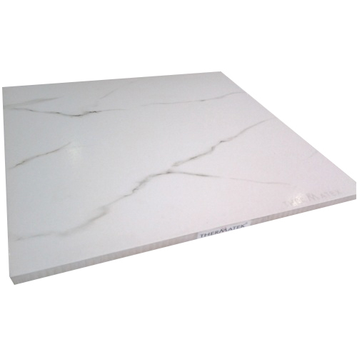 White Ceramic Heat Reflective Tiles, Thickness: 8 - 10 Mm, Rs 384 ...