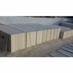 White Marble Tiles, For Flooring, Size: Medium