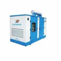 500KVA Used Electric Silent Diesel Generator