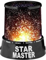 Colorful LED Star Master Sky Starry Night Light Projector Lamp--star lamp
