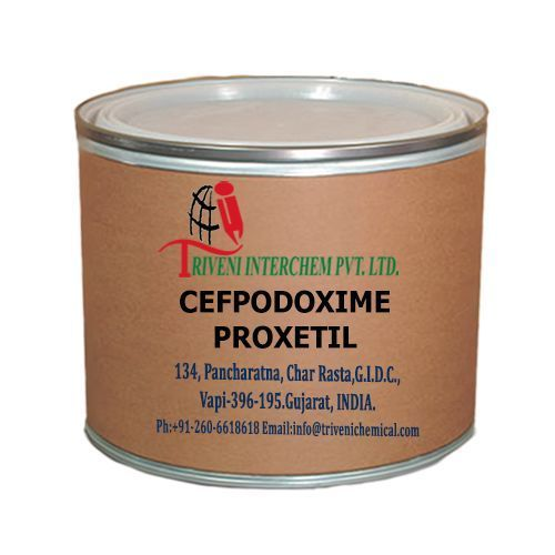 Powder Cefpodoxime Proxetil, Packaging Type: Bag, for Industrial