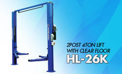 HESHBON Two Post Lift 4 TON Model - HL 26K