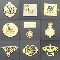Metal Standard Tags