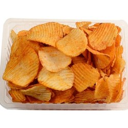 Fried Classic Salted Potato Wafers, Box
