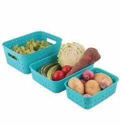 Fruit Basket 3 Pcs Set