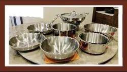 Triply Steel Cookware