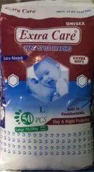 Pant Type Extra Care 50 Pcs Diapers Pants. Size L . Xl .Xxl
