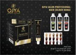 Ojya Cream Hair Colour Range