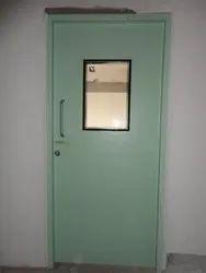 Puff Insulated Door
