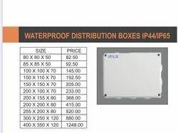 Waterproof Distribution Box