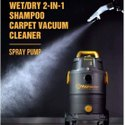 Upholstery Cleaning Machine-SPRAY EXTRACTION MACHINE