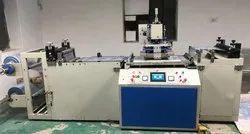 Urine Bag Printed Medical Bag Making Machine