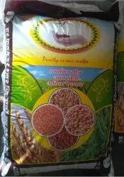 Natural Wheat Hi 8737(Pusa Anmol) Seed 40Kg Packing (Grown In Mp), Packaging Type: PP Bag, 12