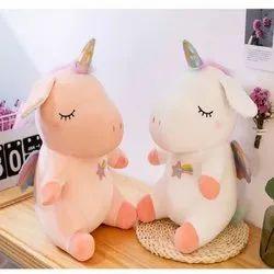 MIX Plush Unicorn 35Cm, 300gm, 3-1 To 3-9