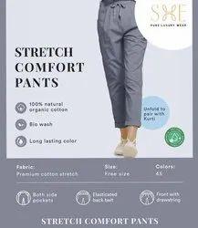 Comfort Pants For Ladies