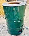 MS Drum Tandoor Top Cement