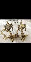 Black Antique Brass Handicraft, For Home, Size: 7inch