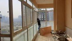 Balcony Covering