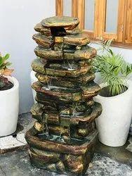 Water Fountain FRP Rock Fountains