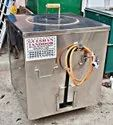 Stainless Steel Gas And Charcoal Tandoor