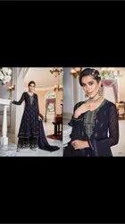 Bridal Top Fox Jorhat Heavy Embroidery Bottom With Dupatta