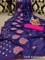 kashmiri mirror saree