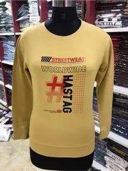 Woollen T Shirt