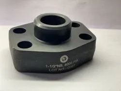 CS SAE Butt Weld Flange With O Ring