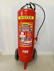 45 Ltr Water Wheeled Type Fire Extinguisher