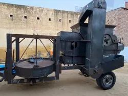 Tractor Operated Peanut Shelling Machine