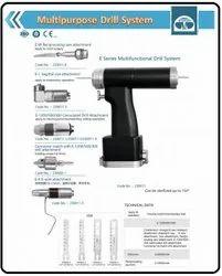 Multifunctional Orthopaedic Drill