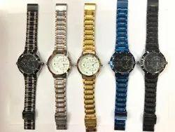 Baleno Men Stainless Steel Wrist Watch