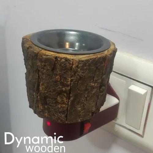 Dynamic Wooden Aroma Burner