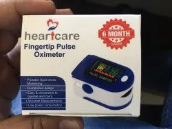 Fingertip Pulse Oximeter Made In India