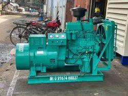 62.5 kVA Noise Version Diesel Generators