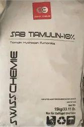 钛林氢富马酸盐10颗粒,等级:饲料等级,包装尺寸:15kg
